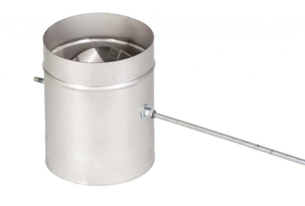 Шибер для дымохода 120 мм дымоход шидель цена в спб