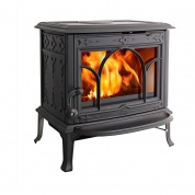 Печь-камин Jotul F 100 ECO LL BP